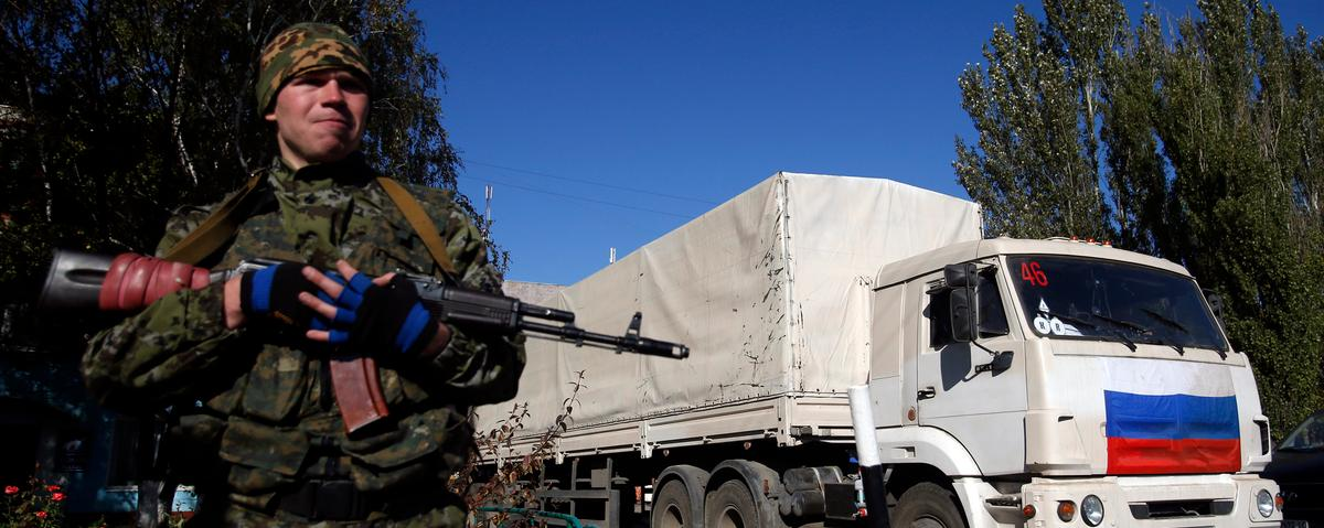 Deal Establishes 'Buffer Zone' Between Ukrainian Troops and Rebels