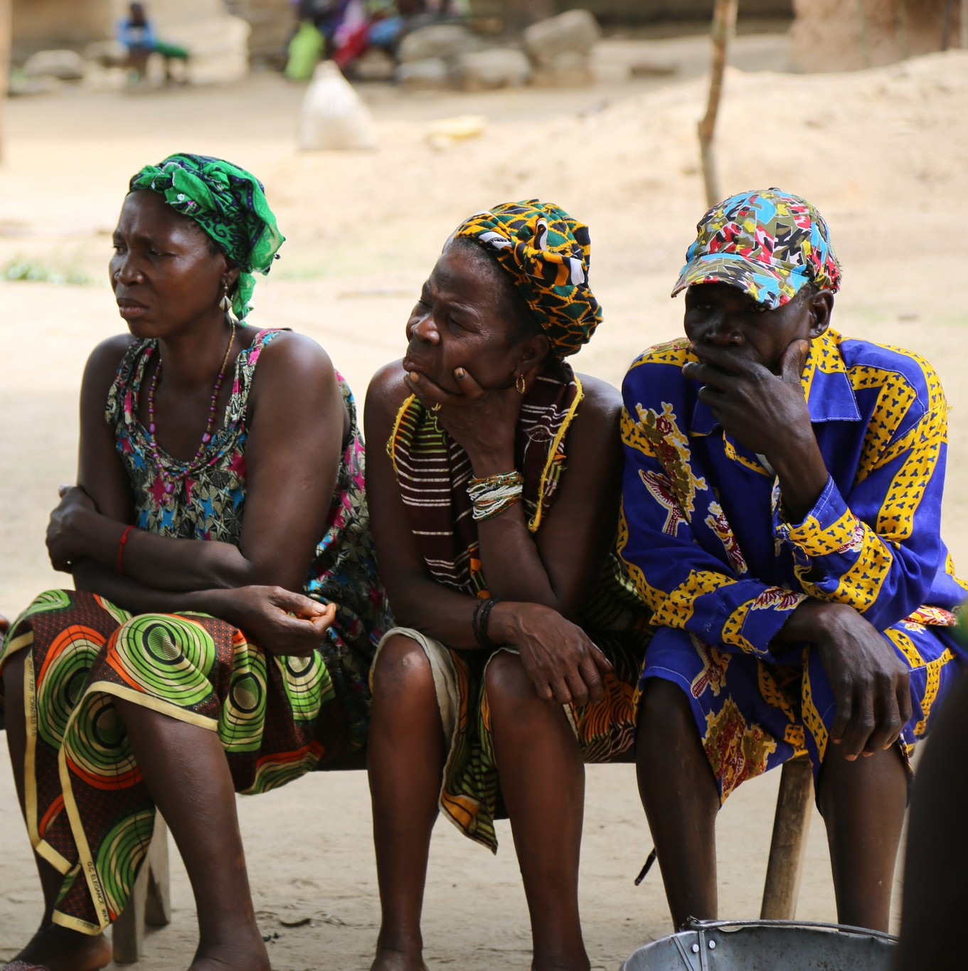 Climate Change and Infected Bushmeat Threaten Women on Frontlines of the Ebola Crisis   VICE News