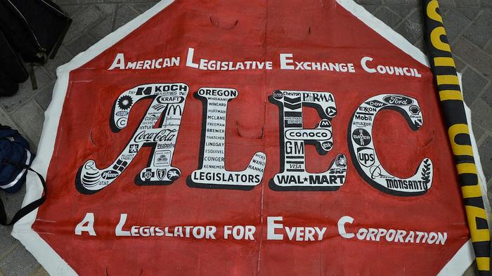Silicon Valley Companies Follow Google's Lead By Cutting Ties with ALEC
