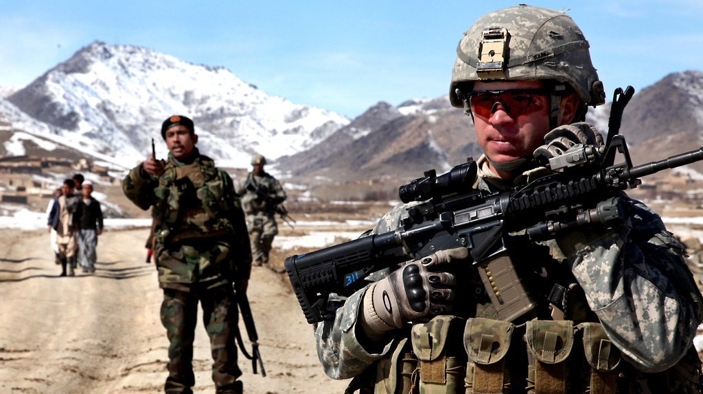 US Troops to Stay in Afghanistan After Security Deal Inked
