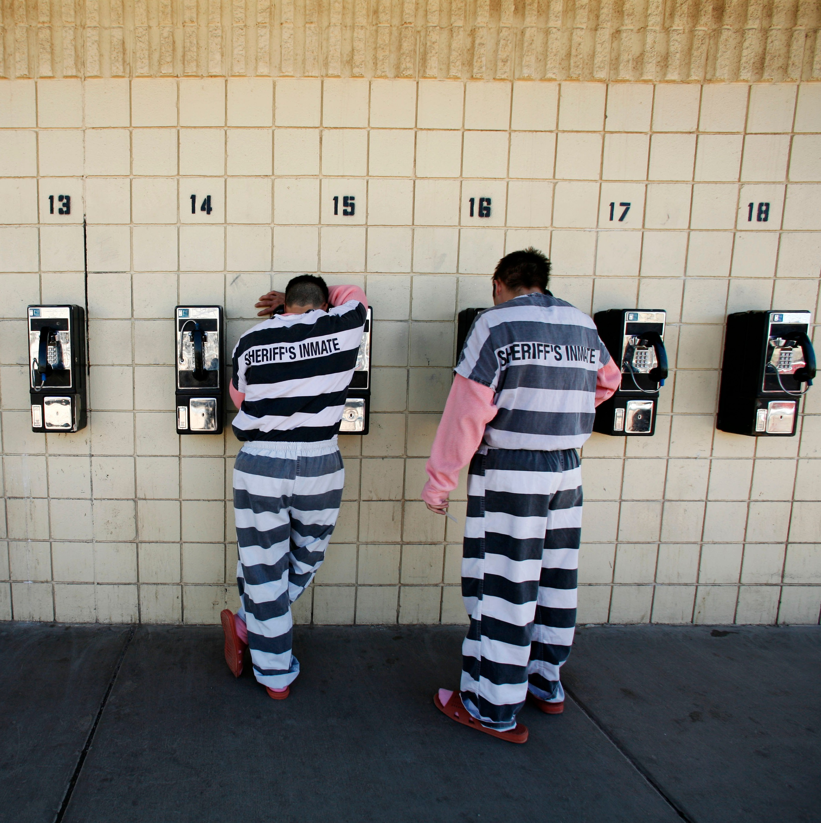 Prison inmate calling companies - Cutting The High Cost Of Prison Phone Calls Could Also Reduce Reoffender Rates Vice News