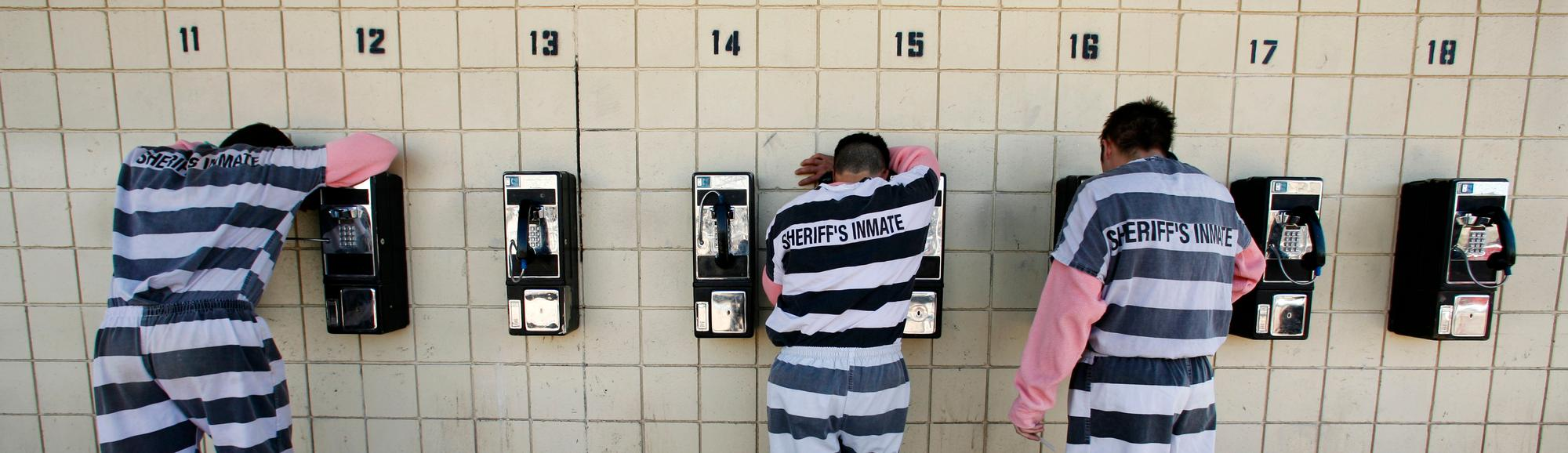 Prison inmate calling companies -  Cutting The High Cost Of Prison Phone Calls Could Also Reduce Reoffender Rates