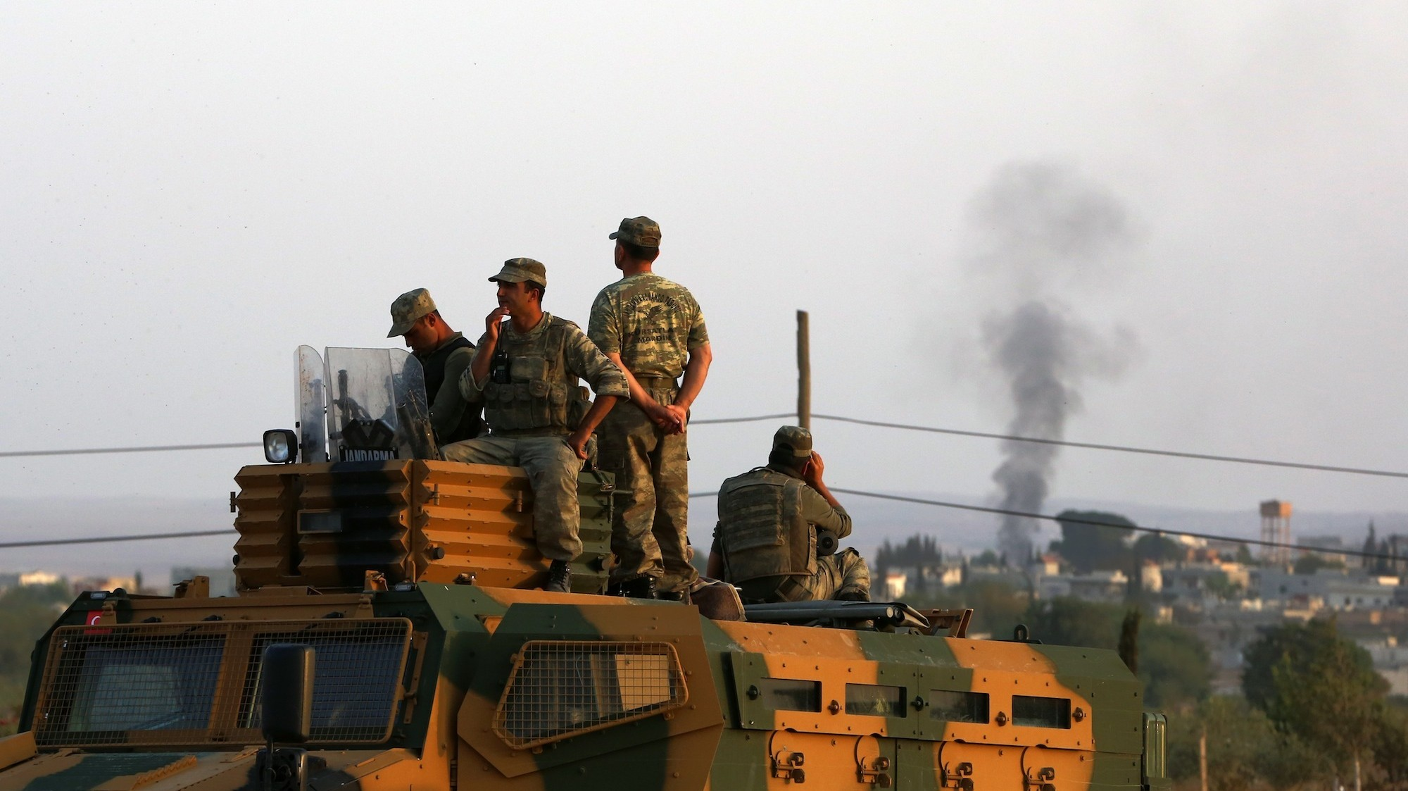 Turkey and the Kurds Hold the Key to Defeating the Islamic State