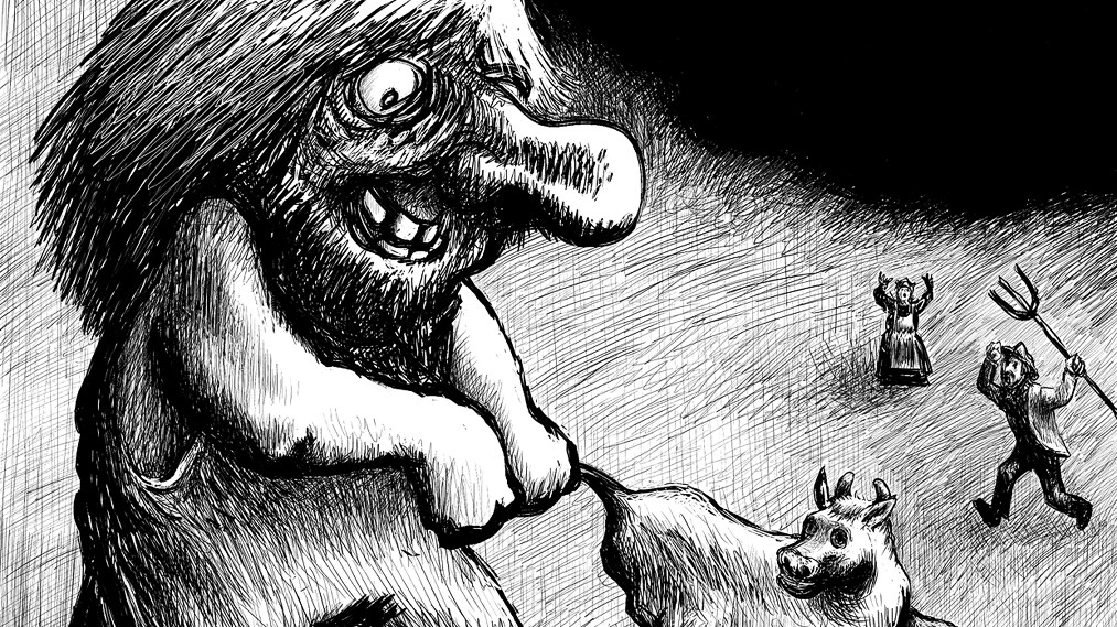 The Danger of Letting Monsters Pass As Internet Trolls