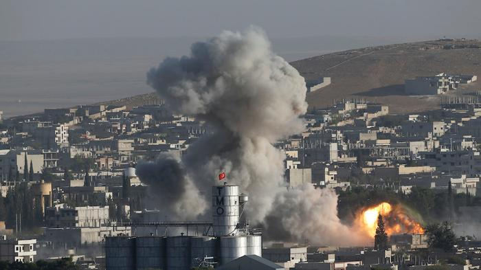 Turkey and US at Odds Over Military Action Against Islamic State
