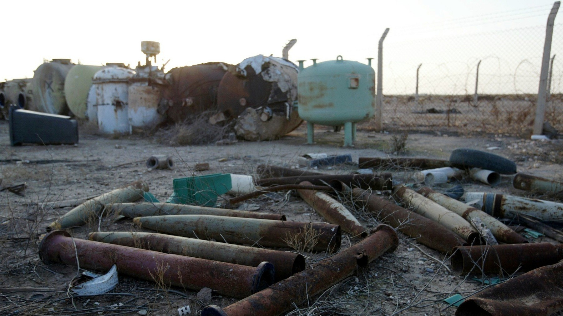 The Islamic State May Be Using Saddam's Chemical Weapons Against the Kurds