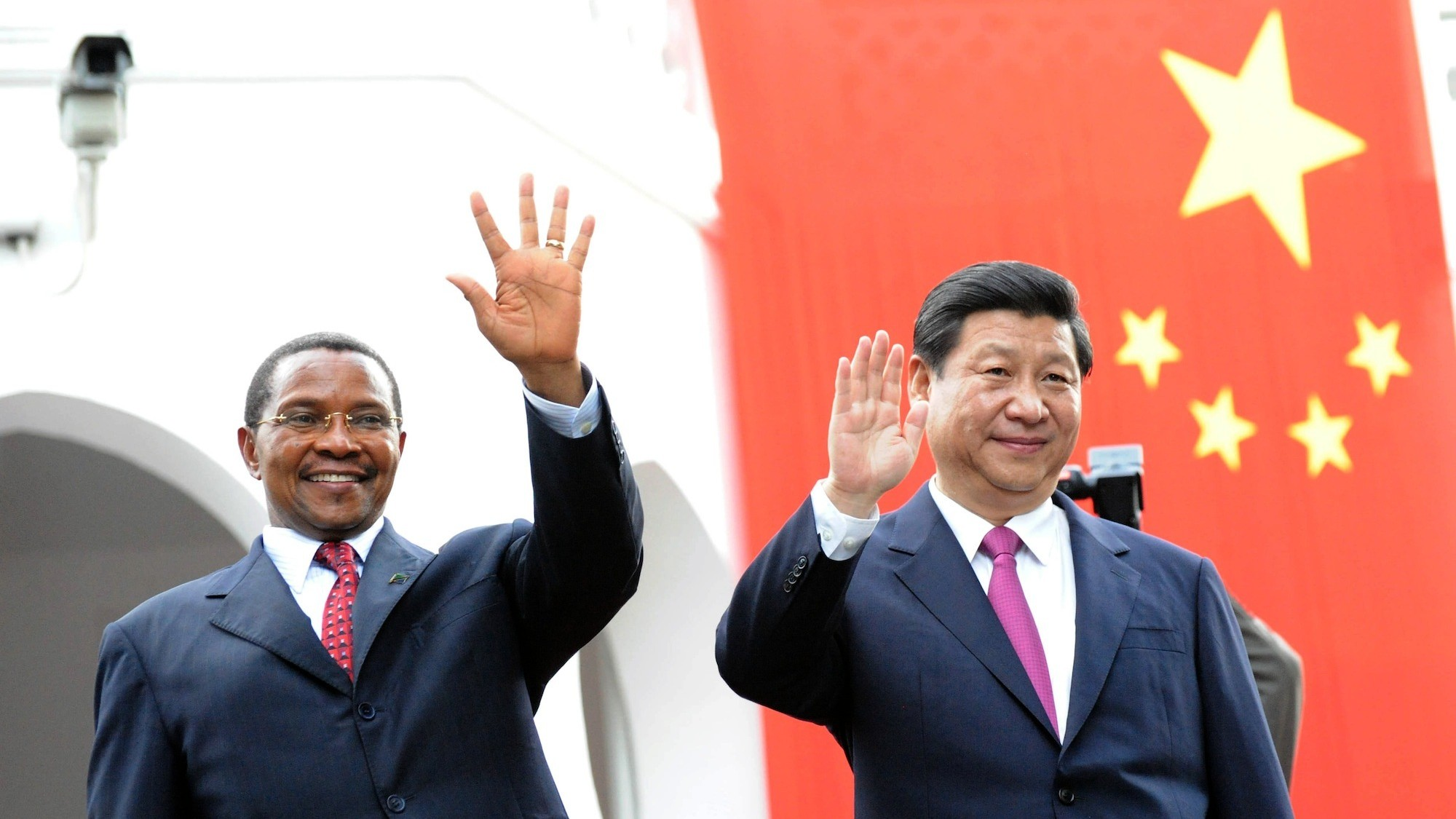China Joins Tanzania In Naval Exercise as the Indian Ocean Region Goes Nuts