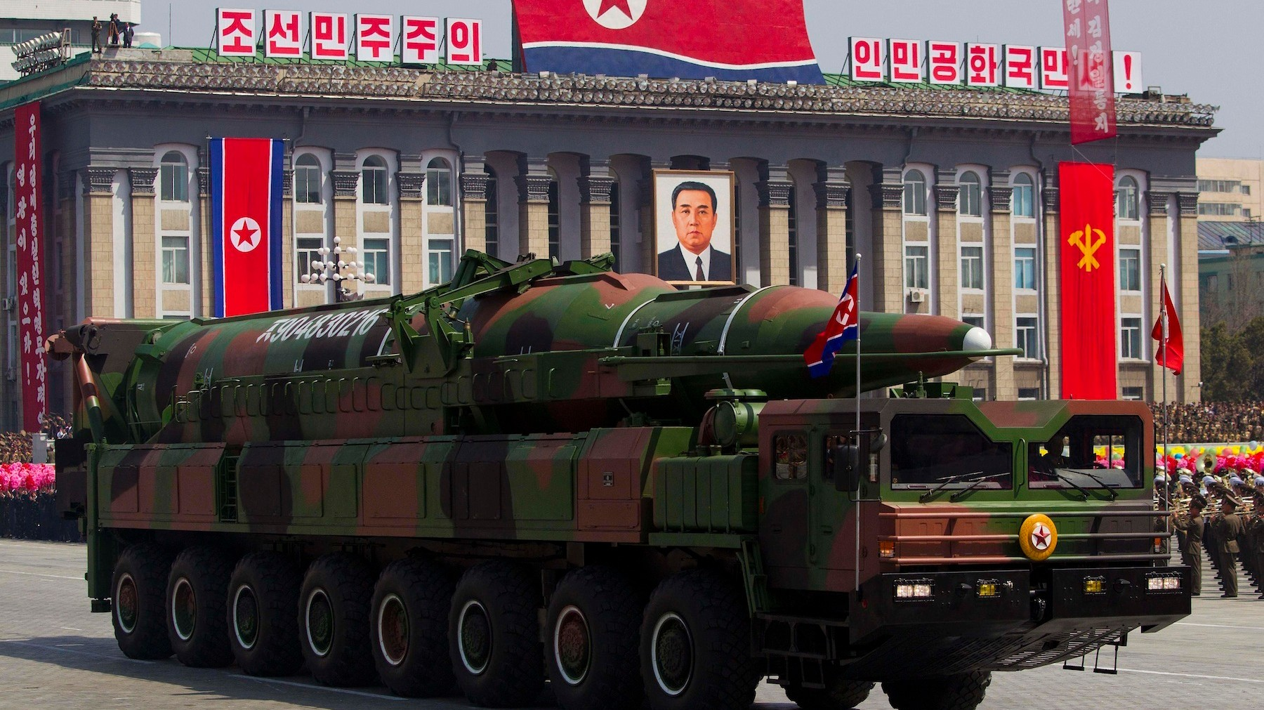 North Korea Has Nukes and Missiles — But Does That Mean It Has Nuclear Missiles?
