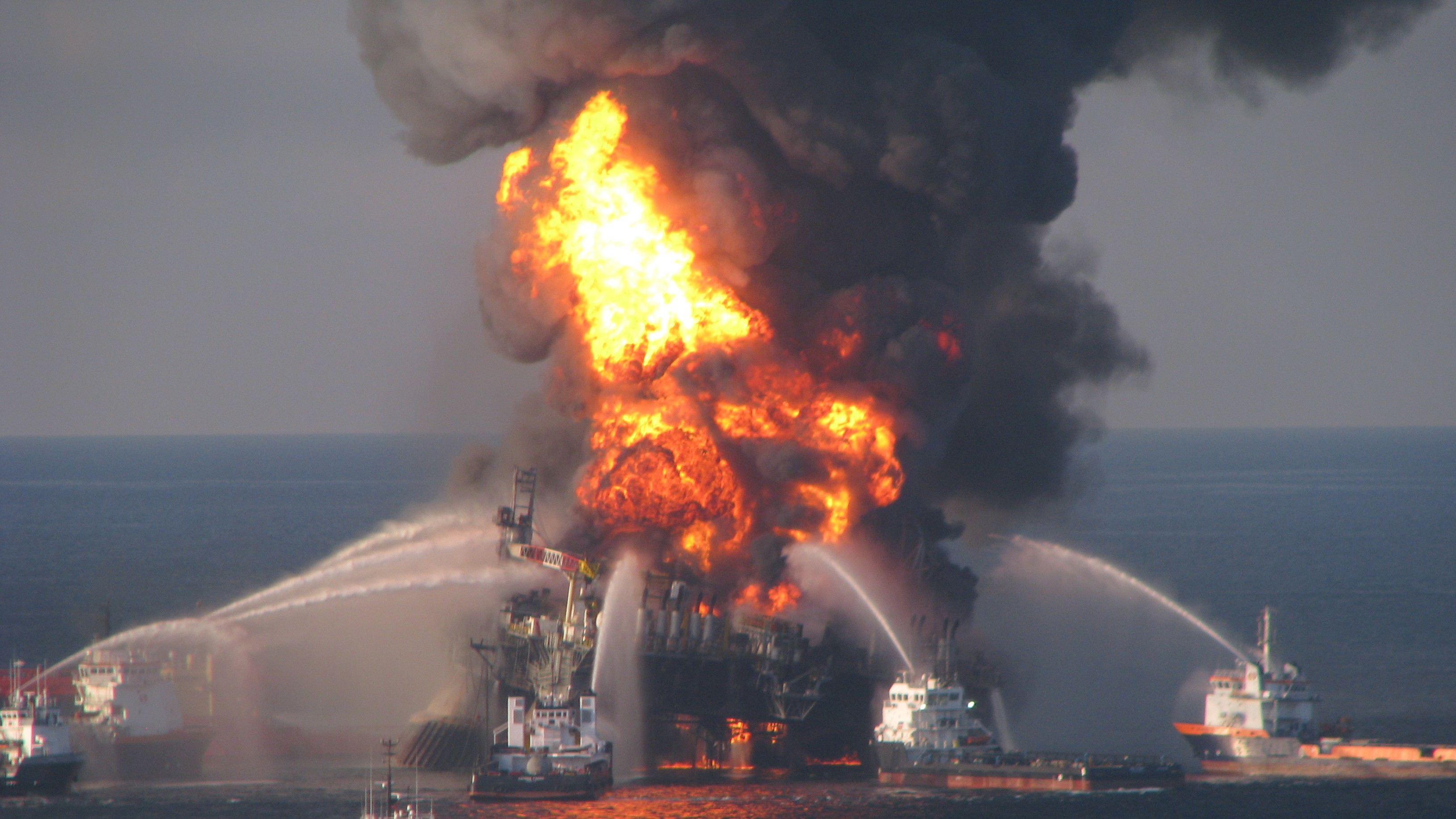 Scientists Say An Area The Size Of Rhode Island Is Coated With Oil From The BP Well Explosion