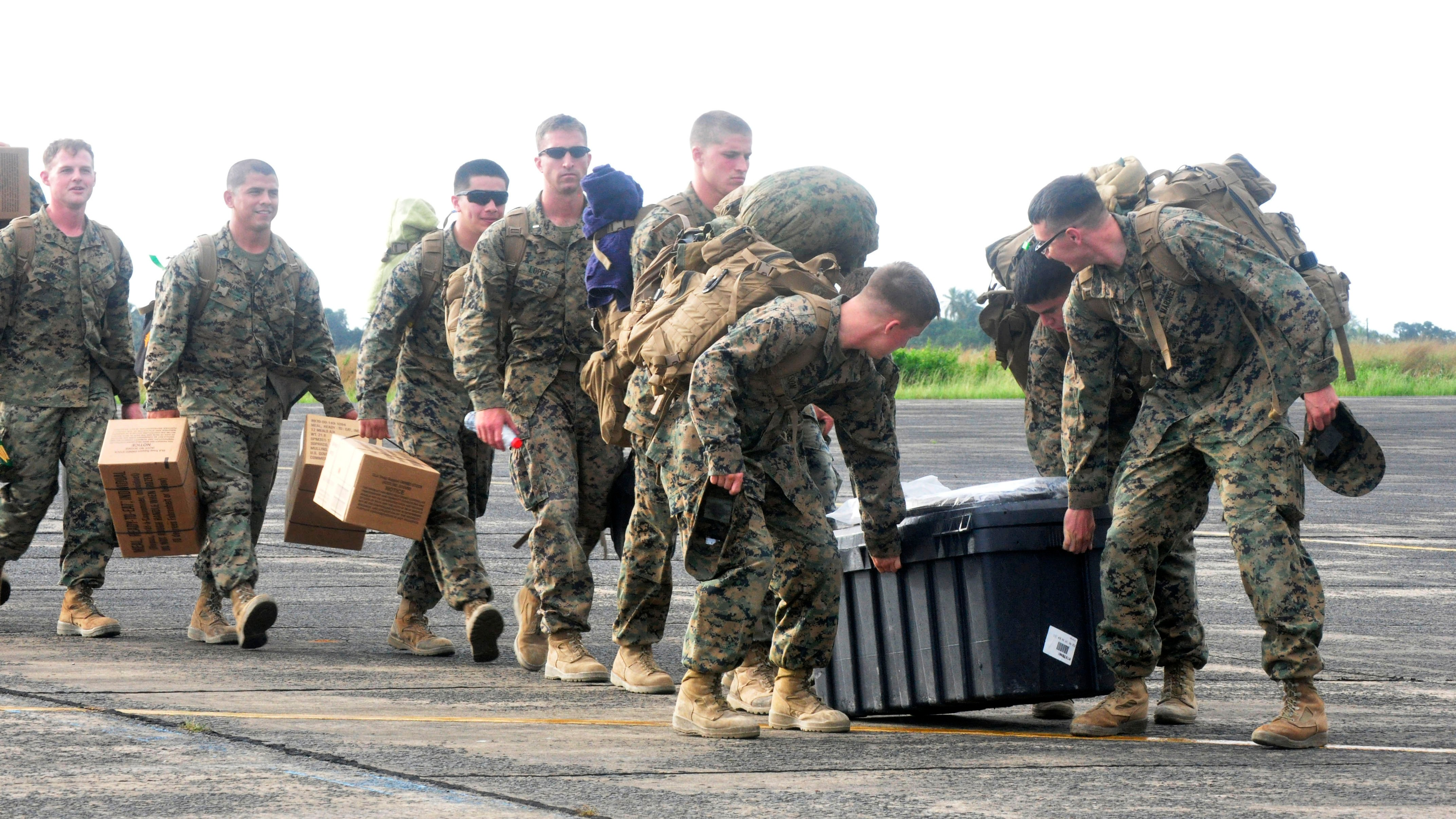 US Military to Quarantine Army Personnel Returning From Ebola Response Mission