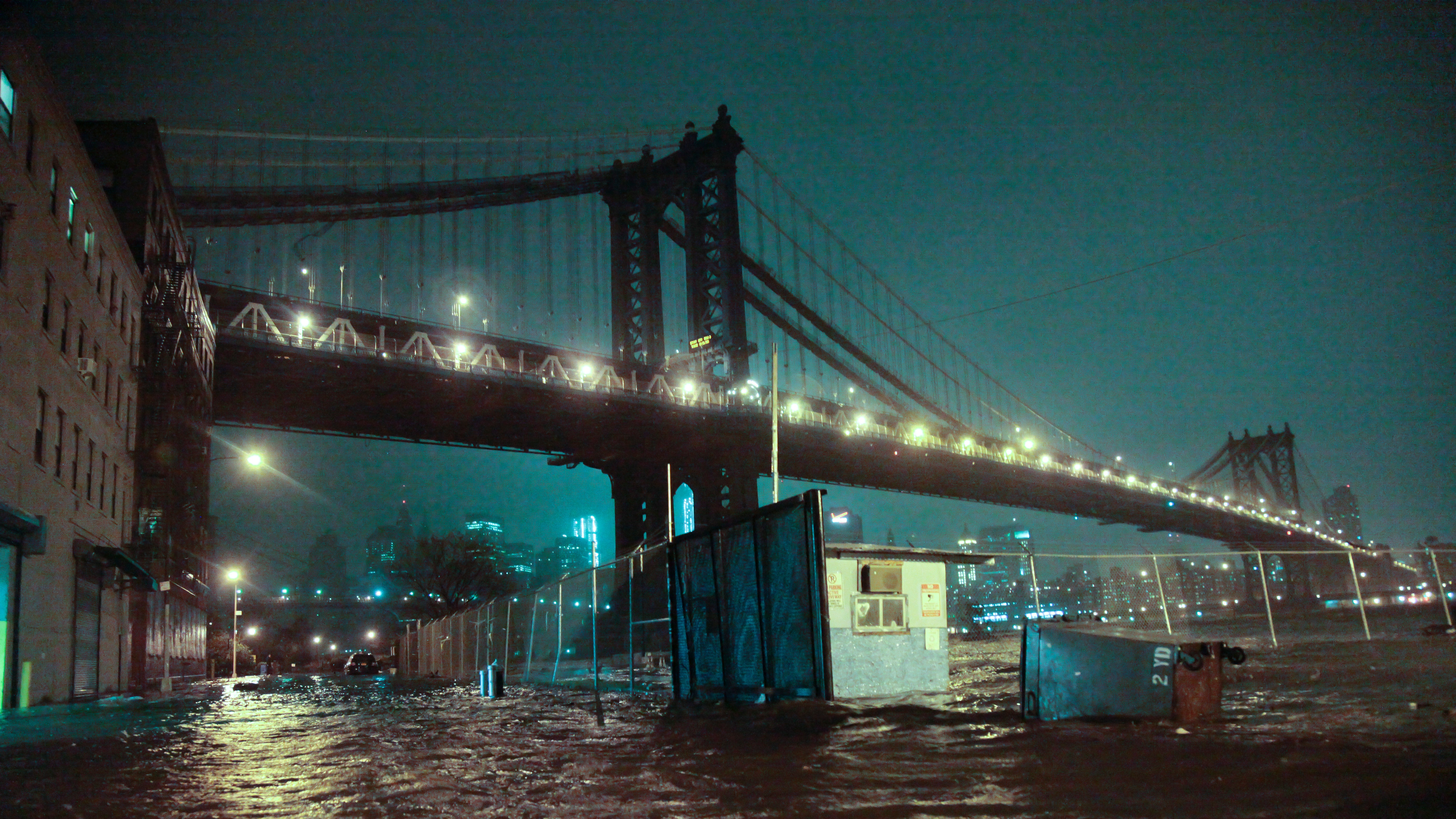 $129 Billion Worth Of New York City Real Estate Lies In Flood Zones