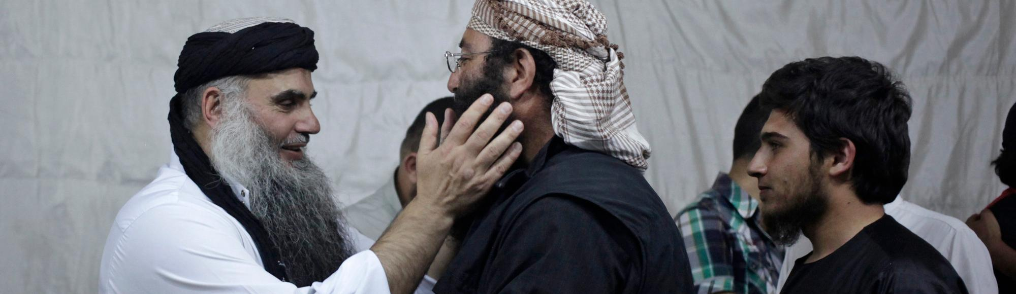 Al Qaeda Seems to Want to Be Best Friends with the Islamic State Again
