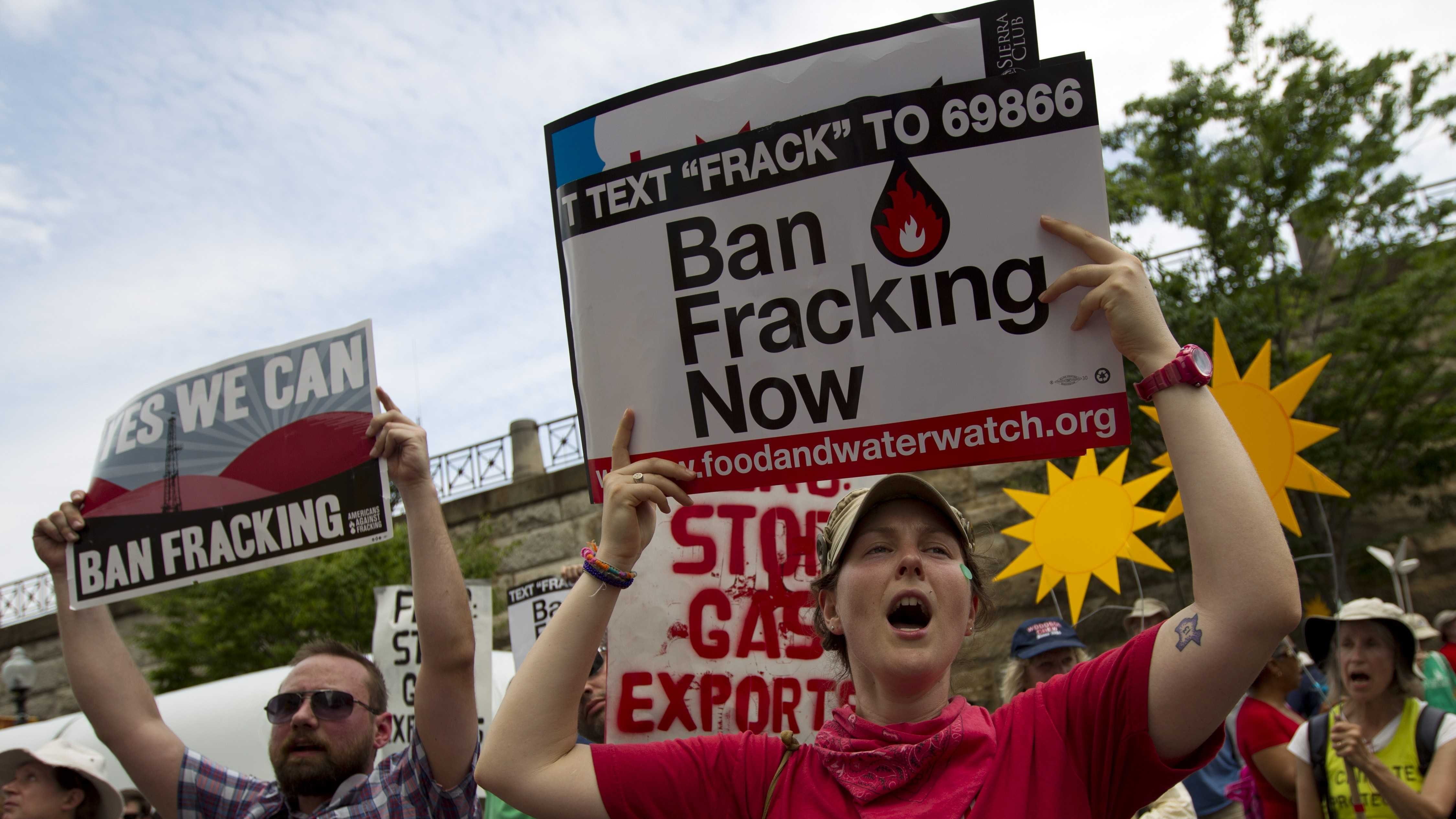 Here's What Fracking Is Doing To Air Quality