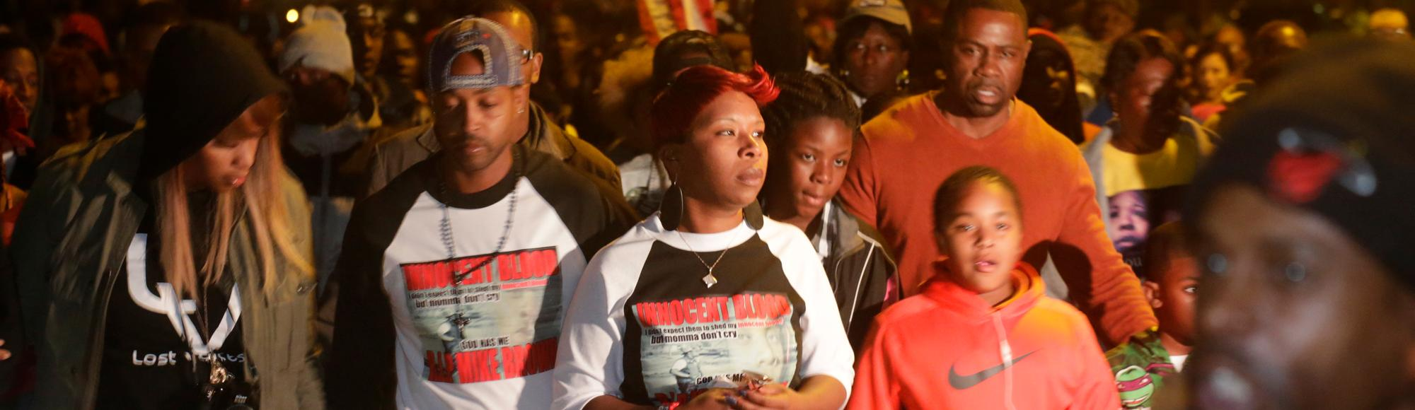 Michael Brown's Mom Is Taking Her Son's Case to the UN in Geneva