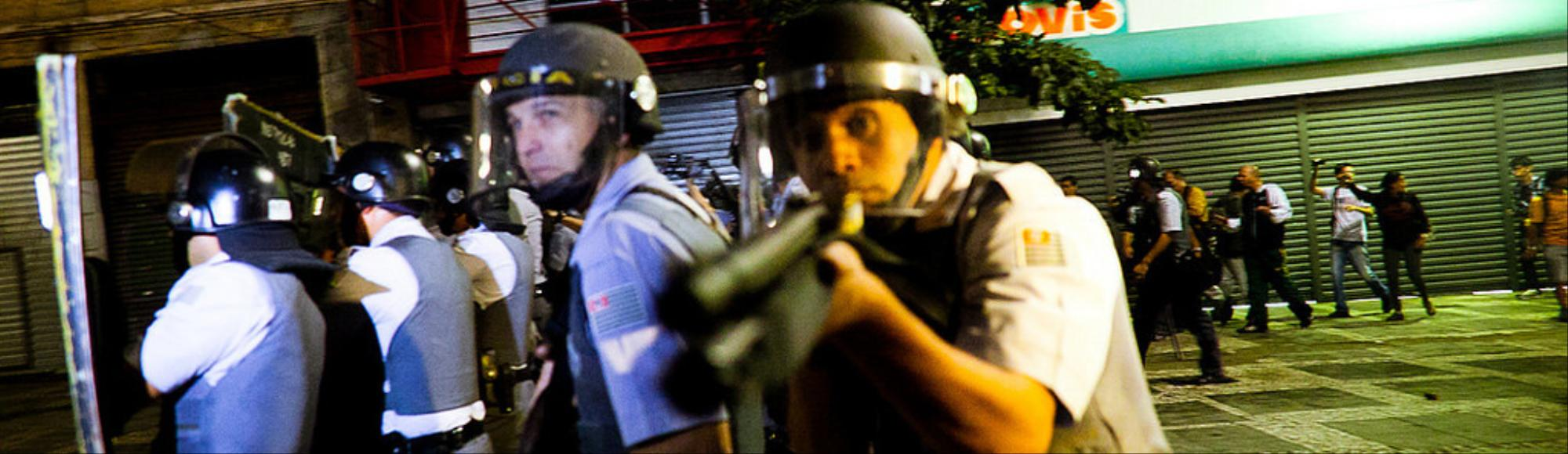 Someone Dies Violently Every 10 Minutes in Brazil — and Police Are Part of the Problem