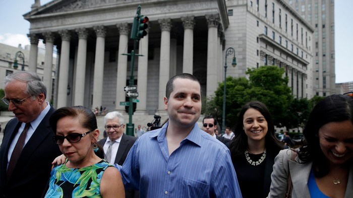 The 'Cannibal Cop' Is Violent and Dangerous — and Rightfully a Free Man