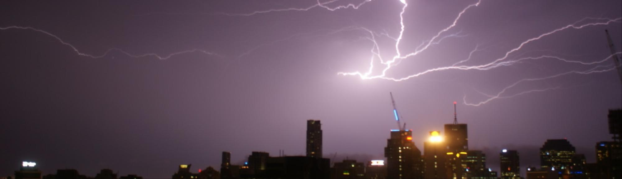Video: Climate Change Means Its More Likely You'll be Struck by Lightning