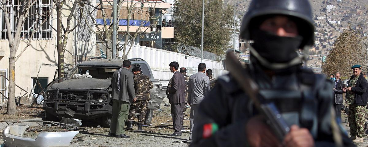 Afghan Women's Rights Advocate Survives Suicide Bombing Attack in Kabul