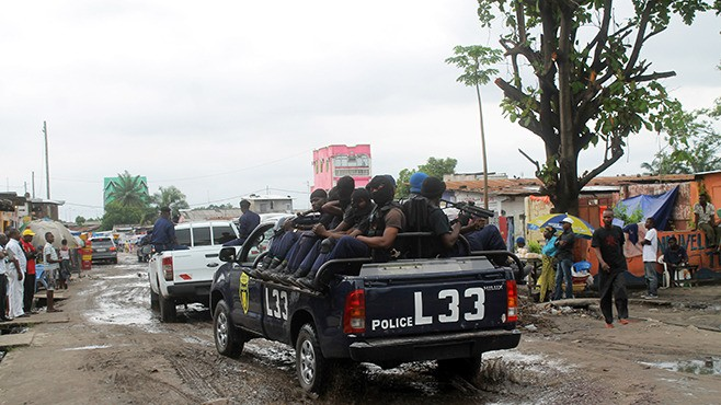 Police Accused of 80 Gang Murders and Disappearances During Violent Crime Crackdown in DRC