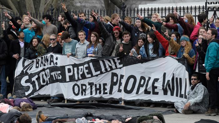 US Senate Rejects Keystone XL Pipeline — For Now