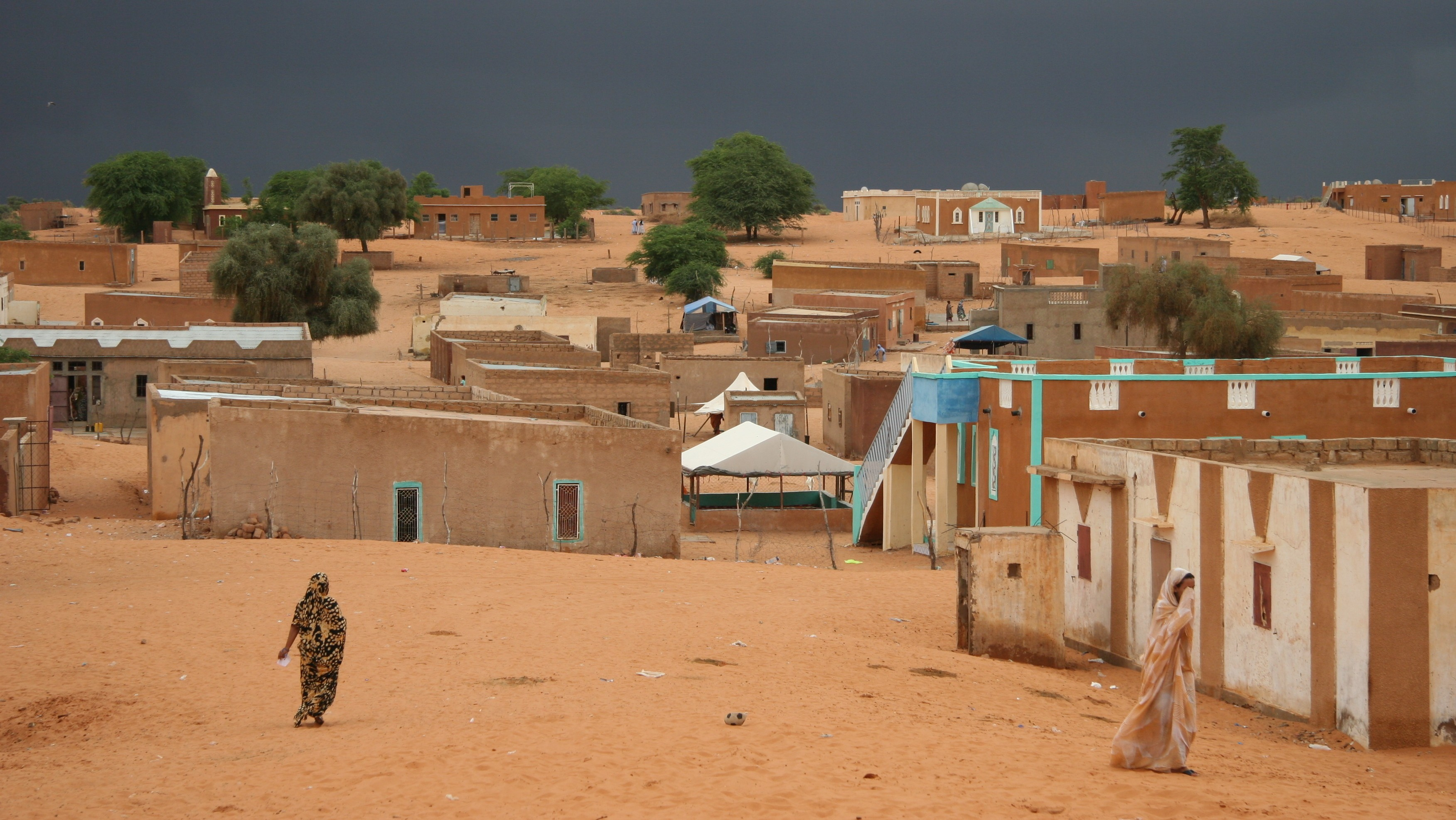 Anti-Slavery Campaigners Arrested in Mauritania, the Country With the World's Highest Slavery Rate