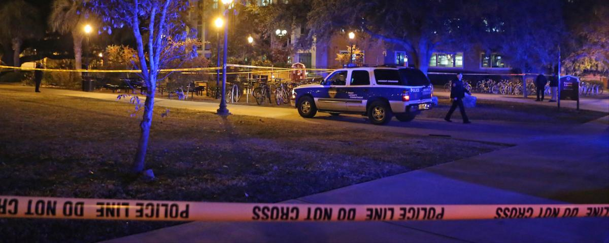 Three Students Wounded, Gunman Dead After Florida University Shooting