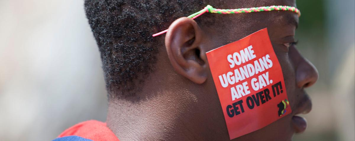 Ugandan Lawmaker Calls New Anti-Gay Law a 'Christmas Gift' to the Country