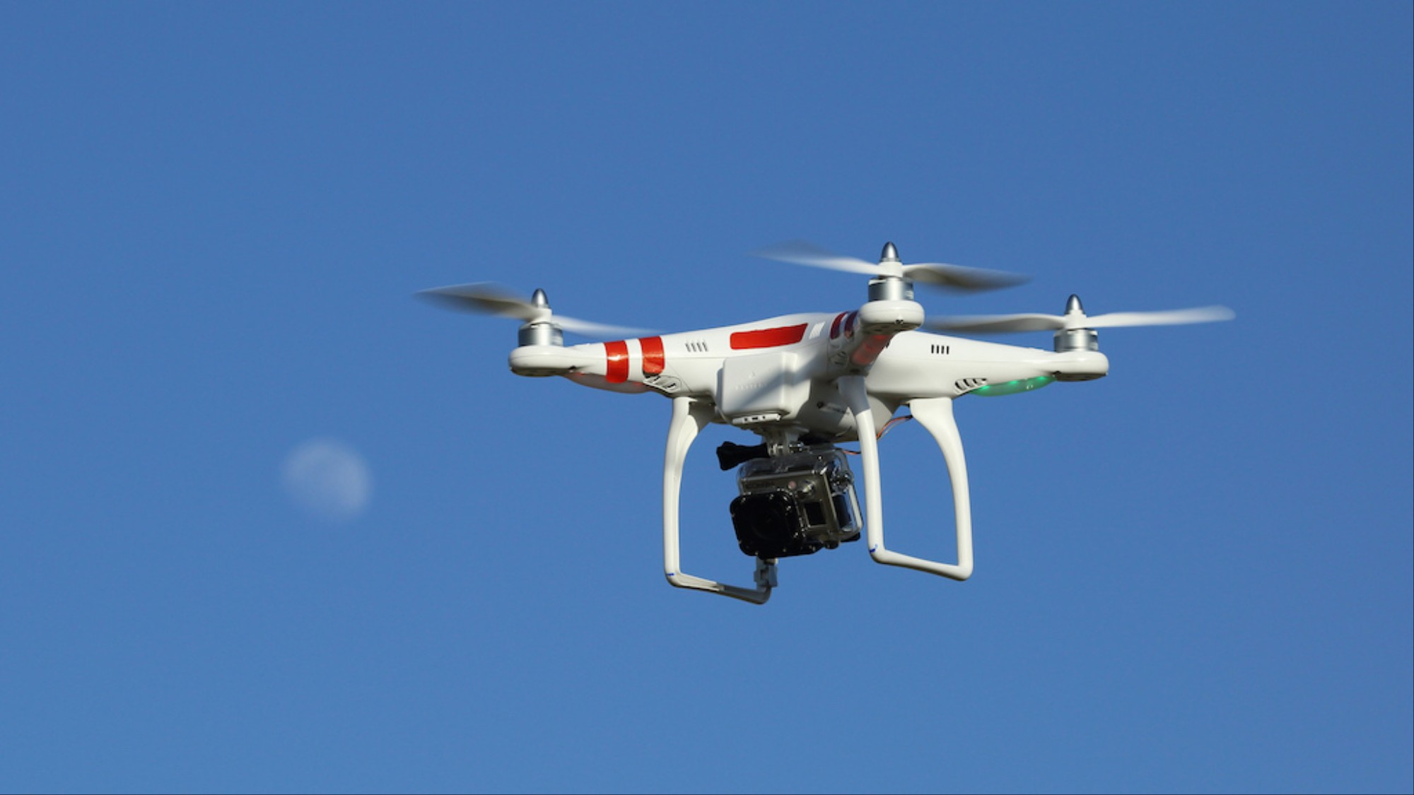 Drone Lovers Aren't Too Excited About Possible FAA
