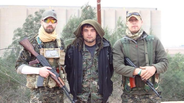Two Brits Latest to Join Kurdish Fighters Battling the Islamic State in Syria