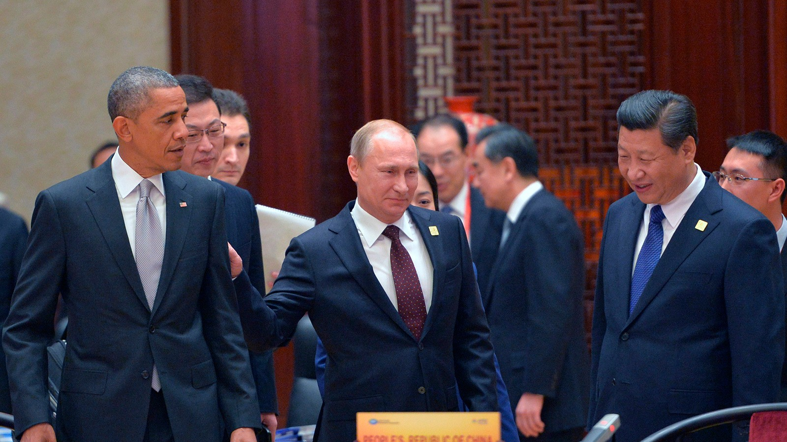 Are Russia and China Really Serious, Or Just Hooking Up?