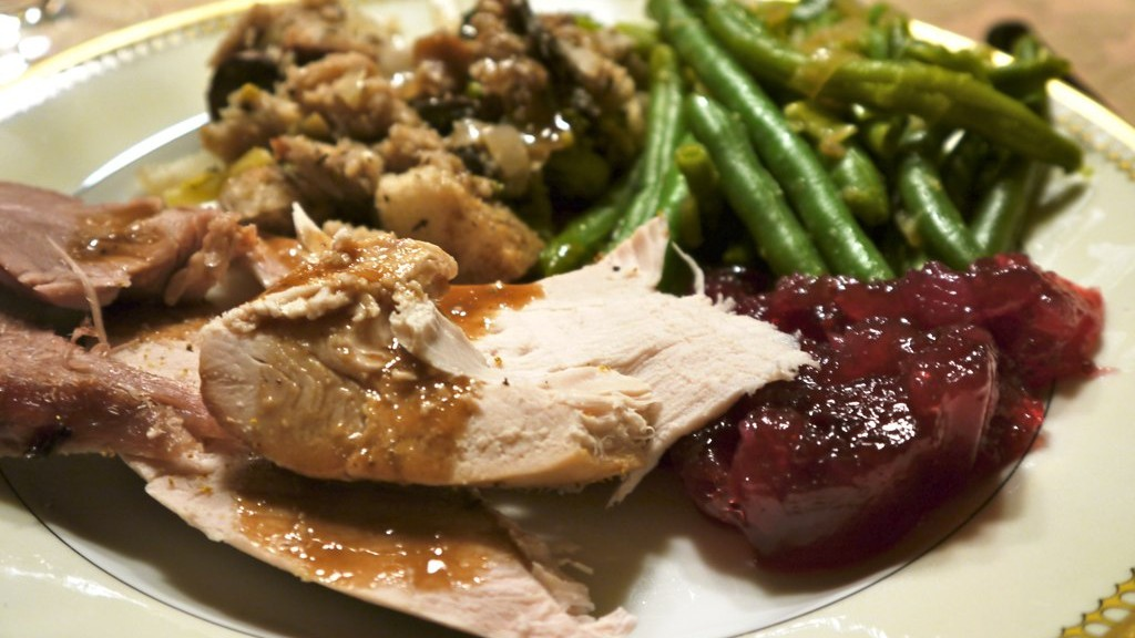 Here's What Happens When You Eat Too Much on Thanksgiving