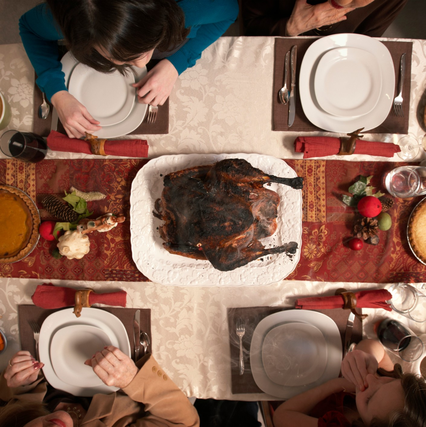 Here's How Much Food You're Going To Waste On Thanksgiving