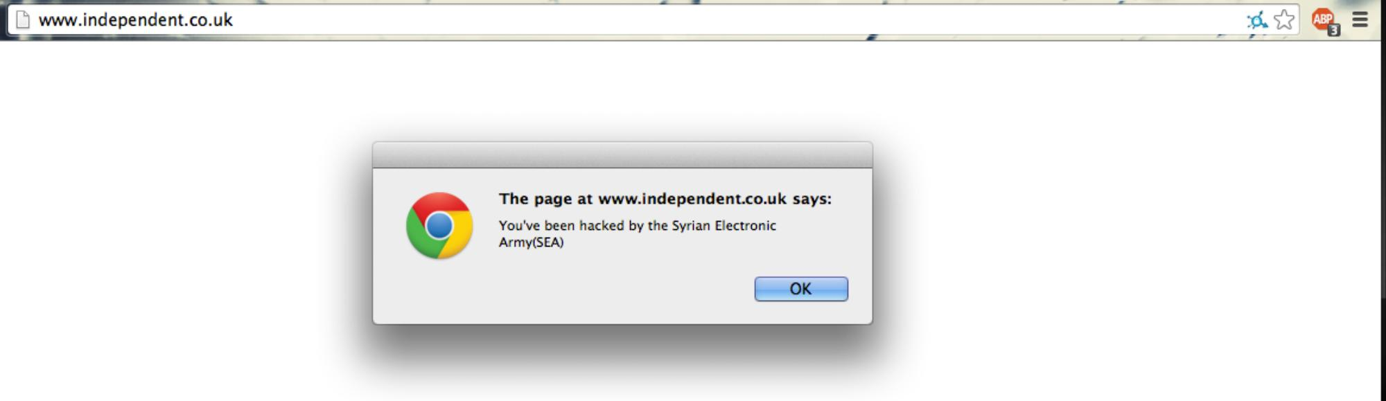 Syrian Electronic Army Hacks International Media Outlets