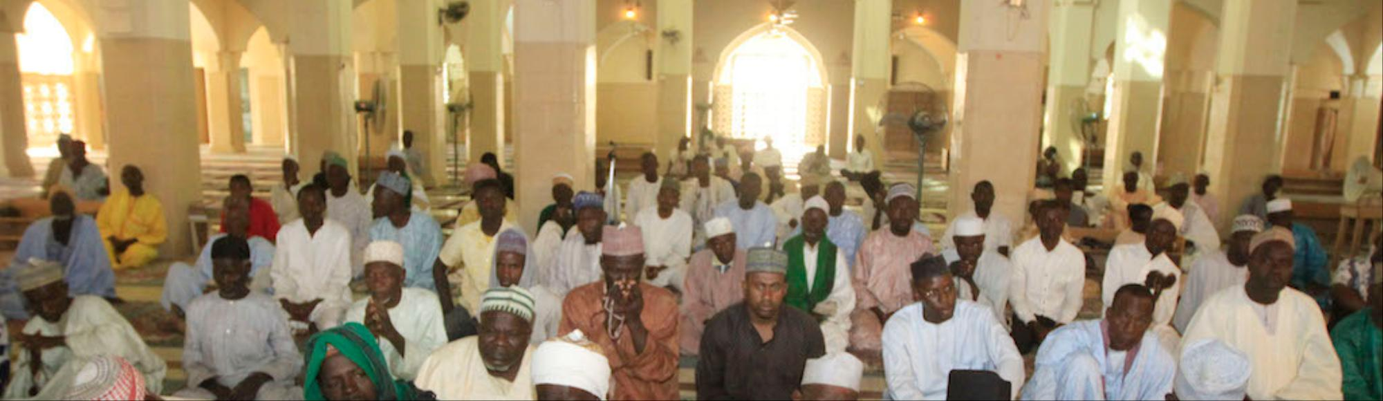 Bombings at a Mosque in Northern Nigeria Kill Dozens of Worshippers During Afternoon Prayers