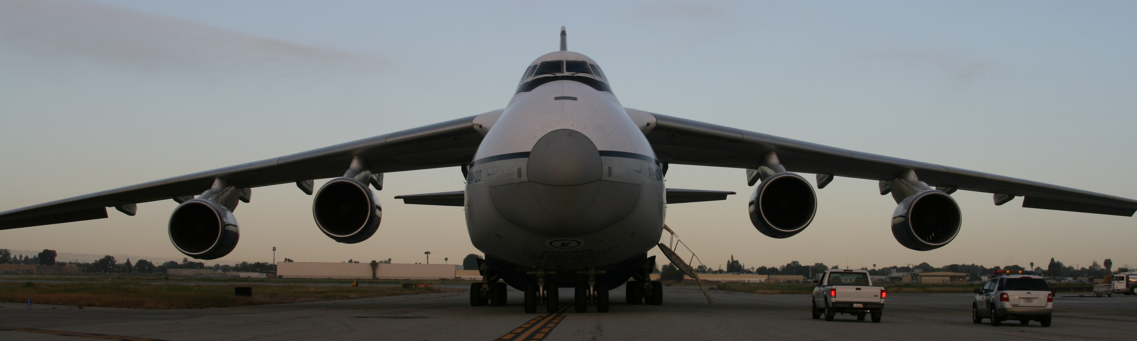 Nigeria Releases Suspected Russian Cargo Plane Carrying French ...