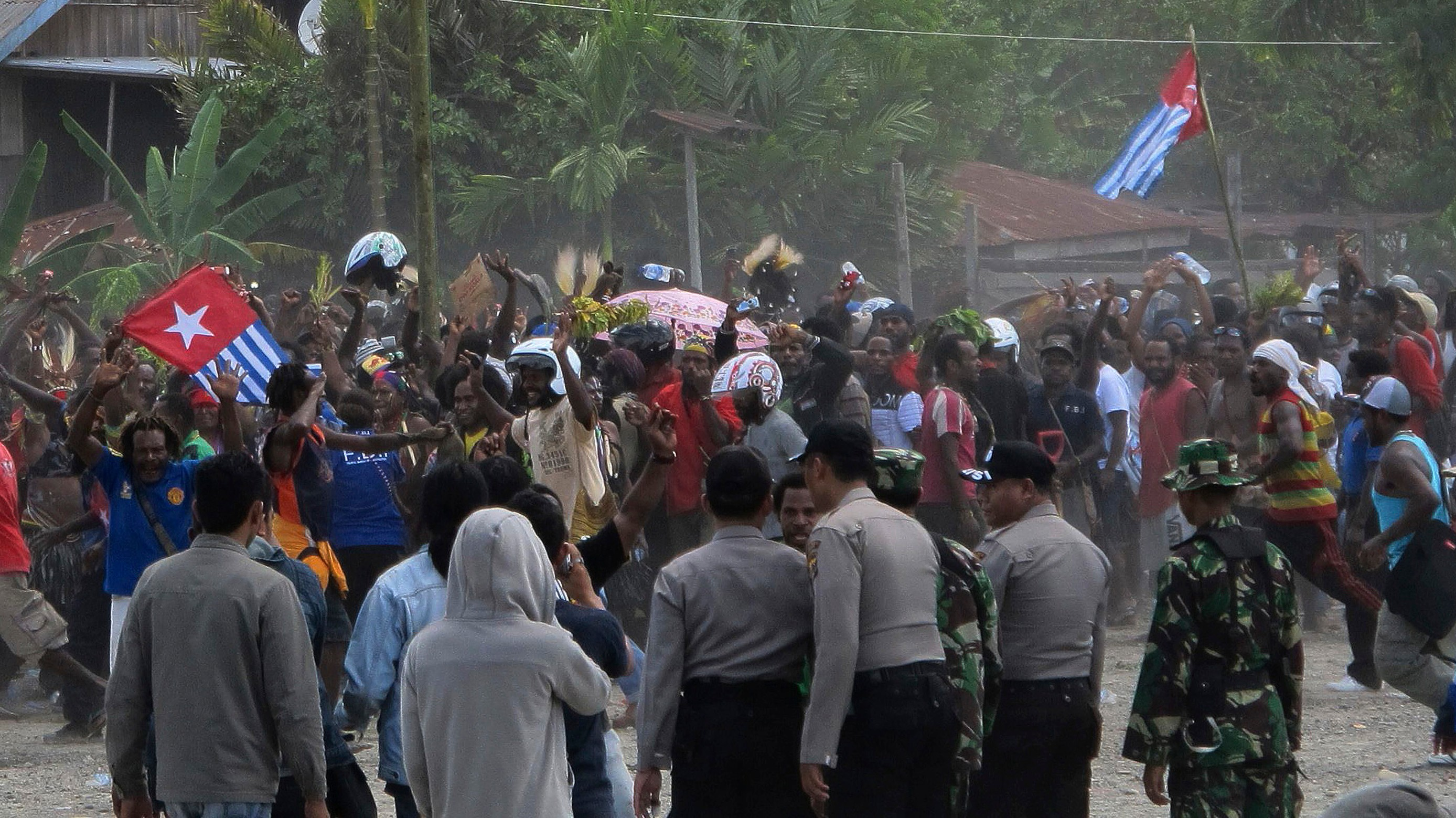 Indonesian Army Kills Five Civilians as West Papua Independence Campaign Strengthens