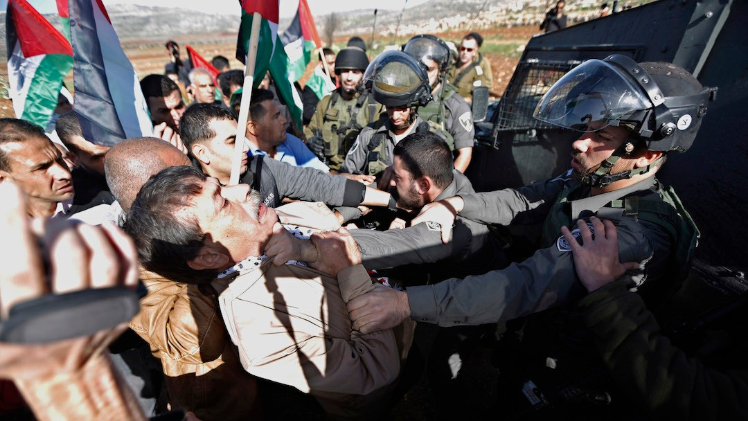 Palestinian Minister Dies After Confrontation with Israeli Soldiers at West Bank Protest