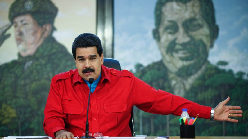 Obama to Sign Bill Imposing Sanctions on Venezuelan Officials Over Anti-Government Crackdown