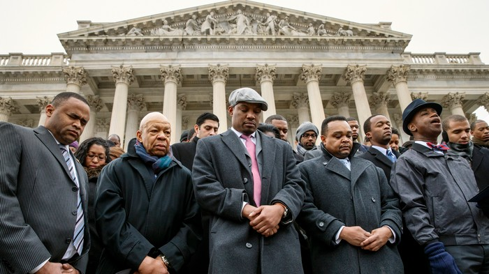 Mass Protests Over Police Killings Spur Congress to Pass 14-Year-Old Legislation