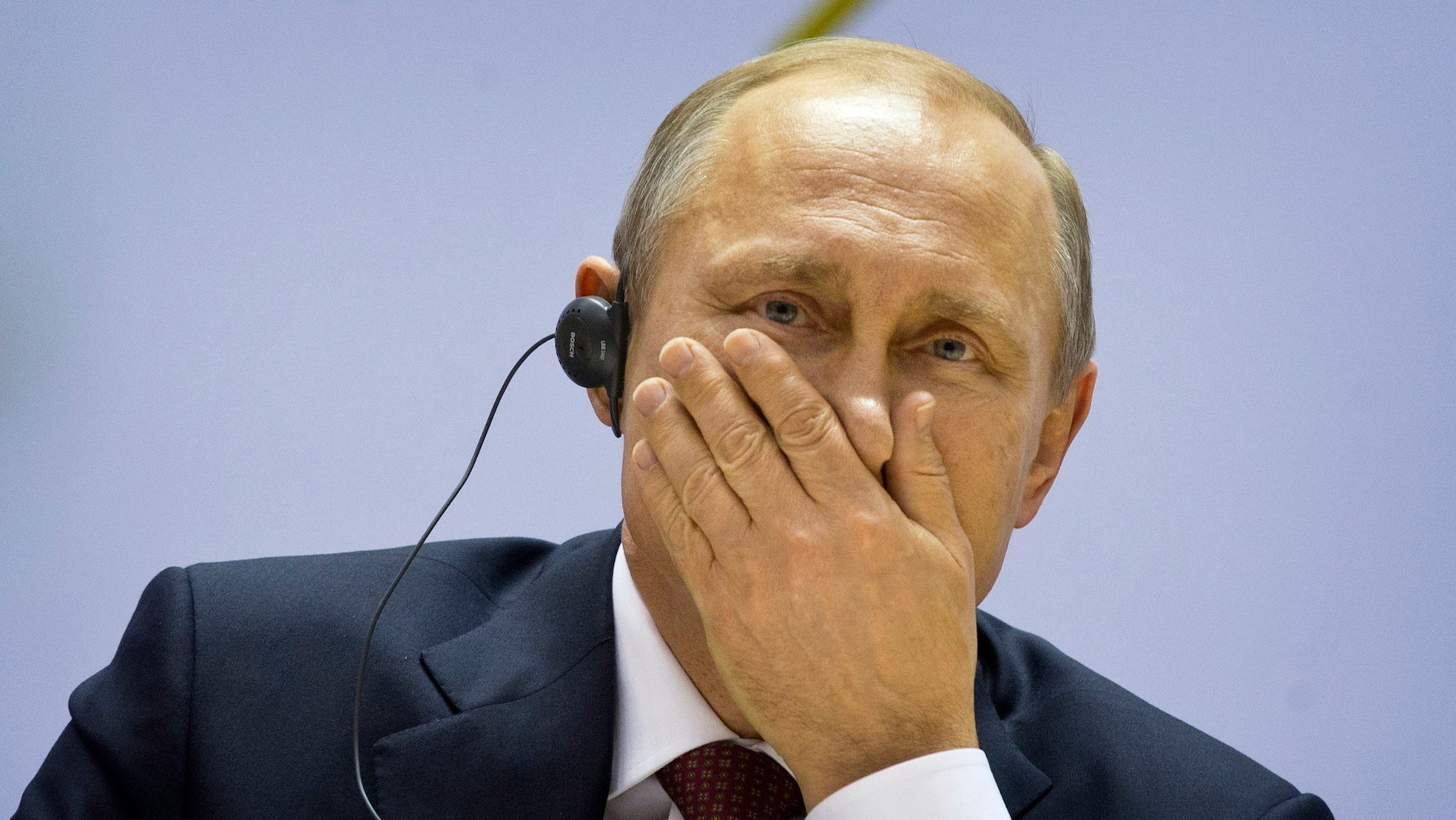 There's No Saving Russia's Imploding Economy from the World's Hurt Feelings