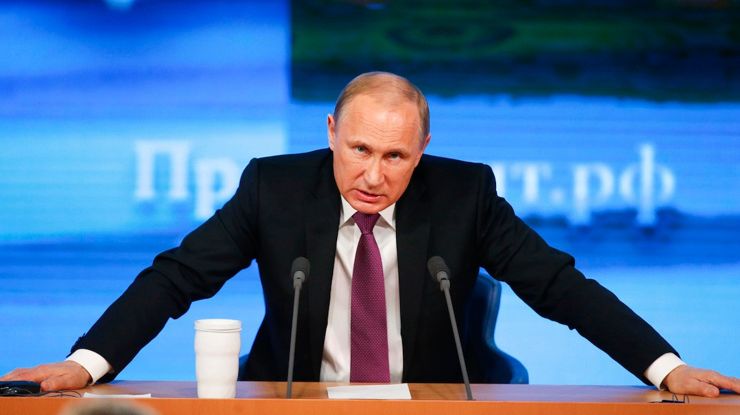 Putin Saves an Oligarch, Admits He Has a Lover and Deflects Blame for the Ruble Crisis