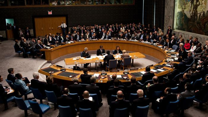 US Refuses to Support UN Draft Resolution on Palestine