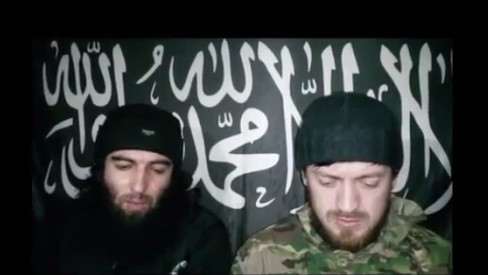 Caucasus Emirate Militants Pledge Allegiance to the Islamic State in New Video