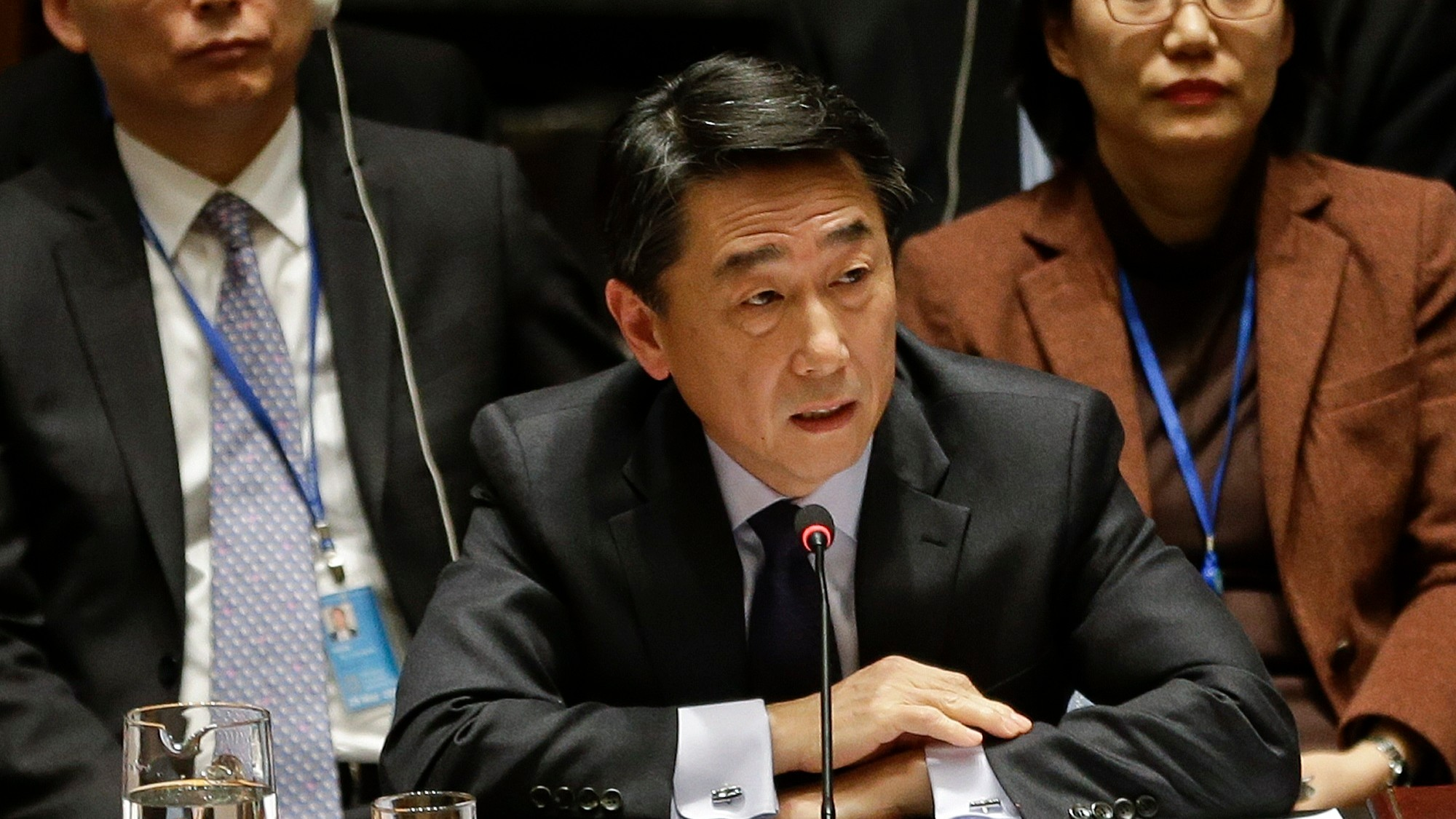 UN Security Council Holds Unprecedented Hearing on Human Rights in North Korea