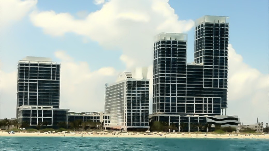 Miami's Answer to Sea-Level Rise Is Building More Condos