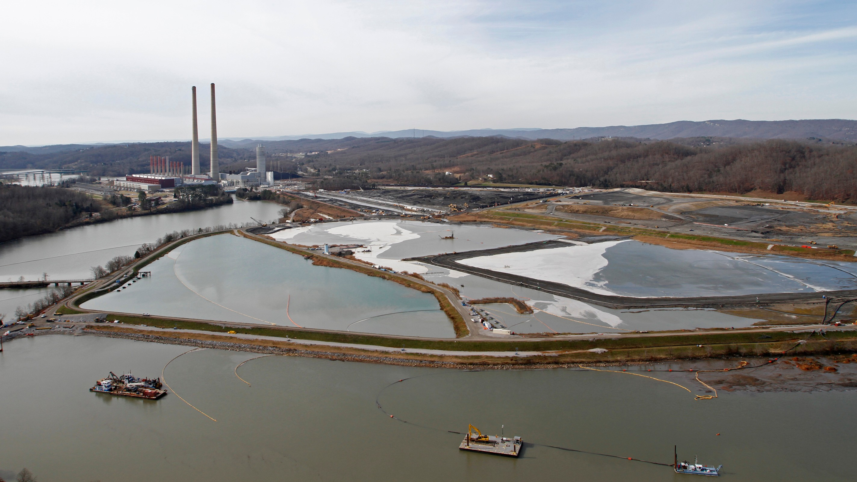The EPA Tightened Rules on Coal Waste, But Not Enough, Say Environmentalists