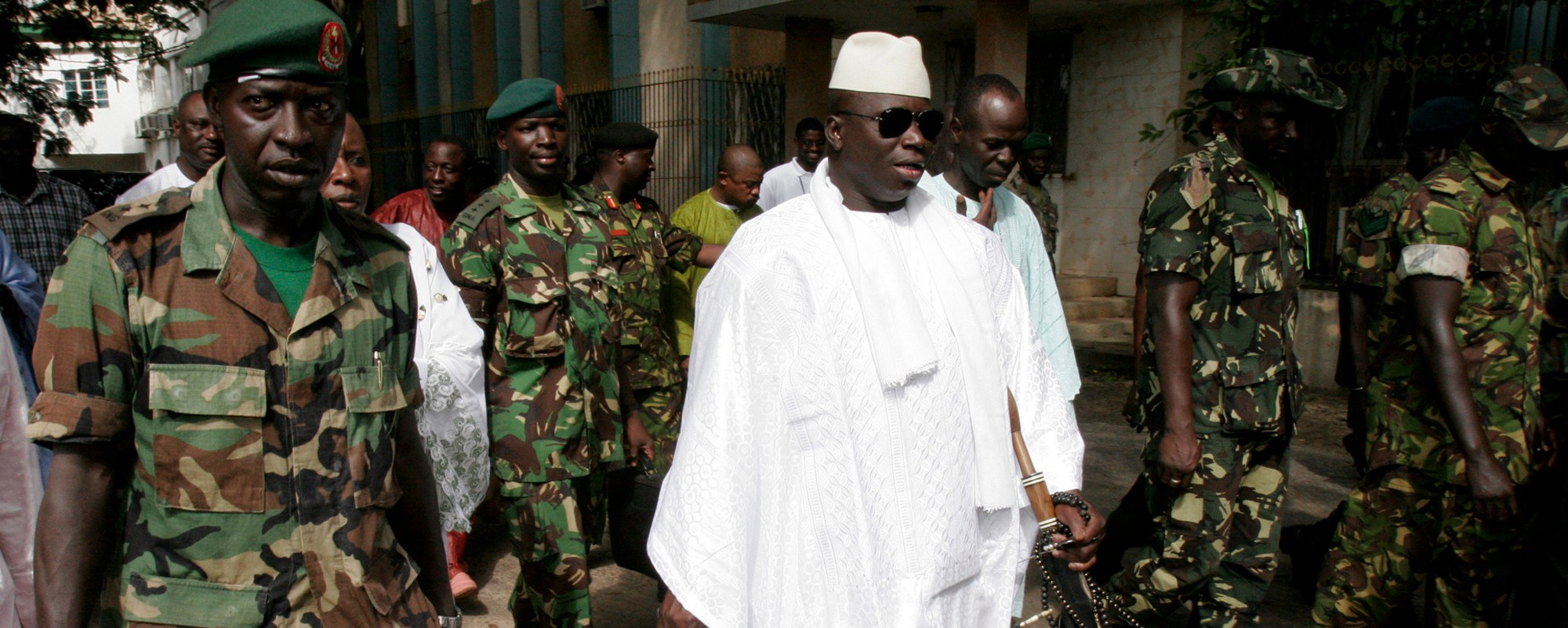 in defense of jammeh the gambia The gambia today is certainly different from the gambia yesterday yesterday it was a group soldiers who took up guns and toppled a legitimate government of the ppp.