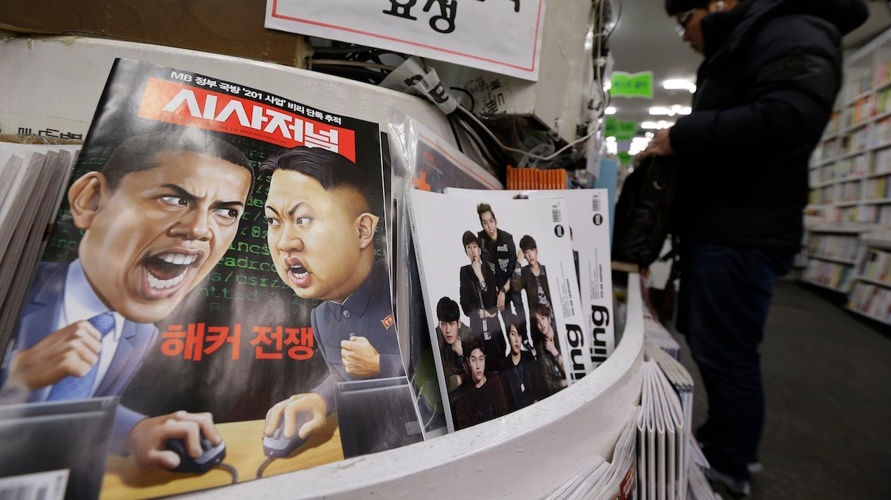 North Korea Fumes Over 'Hostile' US Sanctions in Response to Sony Hack