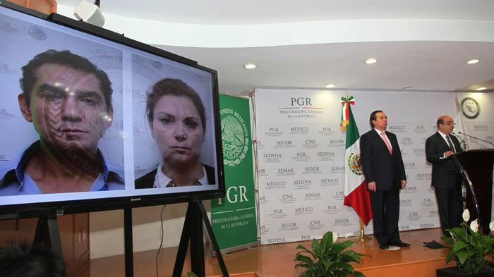 Mexican Ex-Mayor's Wife Facing Organized Crime Charges Related to the Missing Students