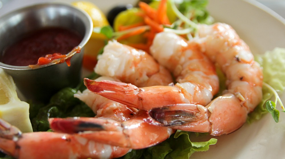 Climate Change Is Probably Going to Make Your Shrimp Cocktail Taste Disgusting